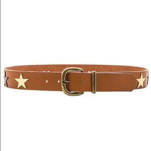 Lovestrength Stardust Belt Leather